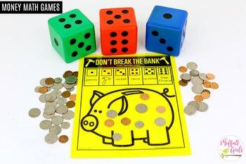 Kindergarten Math: Unit 11 Money
