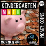 Kindergarten Math: Unit 11 Money
