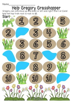 Kindergarten Math Unit 2: Counting