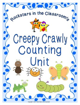 Kindergarten Math Unit 2: Counting