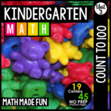 Kindergarten Math: Unit 3 Counting to 100