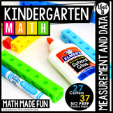 Kindergarten Math: Unit 8 Measurement and Data