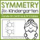 Kindergarten Math Units: GEOMETRY BUNDLE