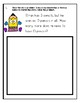 Kindergarten Math Winter Break Packet