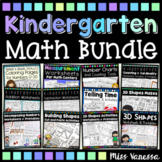 Kindergarten Math Worksheets Activities And Printables