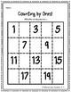 Kindergarten Math Worksheets COUNTING & CARDINALITY NO PREP