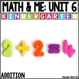 Kindergarten Math Addition Curriculum