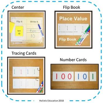 Kindergarten Math: Writing Numbers