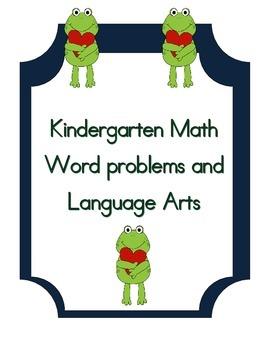 Kindergarten Math and Language Arts Activities