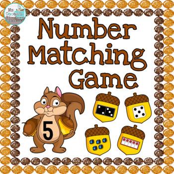 Kindergarten Math and Literacy Centers - Fall Bundle
