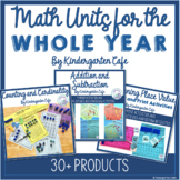 Kindergarten Math for the WHOLE YEAR
