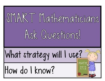 Kindergarten Mathematician's Questions