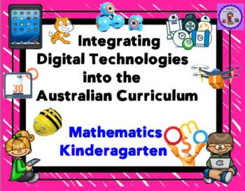 Kindergarten Integrating Technology into the Maths Australian Curriculum