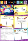 Kindergarten Data Smart Notebook and Unit of Work Bundle 1