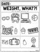 Math Journal May (Kindergarten)