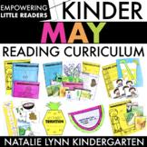 Kindergarten May Read Aloud Lessons & Activities | Empowering Little Readers