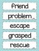 Kindergarten McGraw Hill Wonders Oral Vocabulary Word Cards