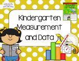Kindergarten Measurement and Data (Lessons, Activities, an