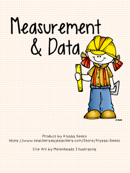 Kindergarten Measurement and Data
