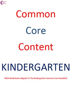 math worksheet : kindergarten common core math worksheets measurement and data k md  : Kindergarten Common Core Math Worksheets