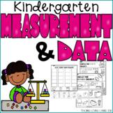 Kindergarten Measurement and Data Worksheets