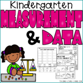 Kindergarten Measurement and Data Worksheets