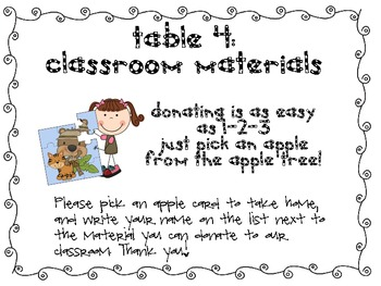 Kindergarten Meet the Teacher Toolbox