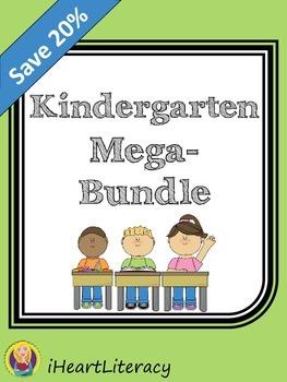 Kindergarten Mega Bundle