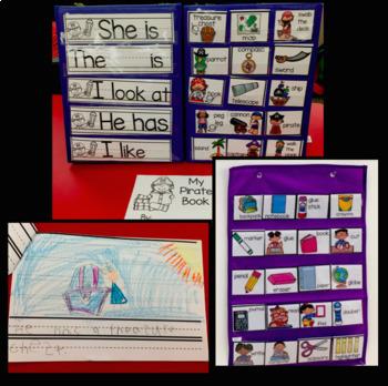 Kindergarten Mega Bundle: A Full Year of Centers