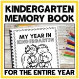 Kindergarten Memory Book