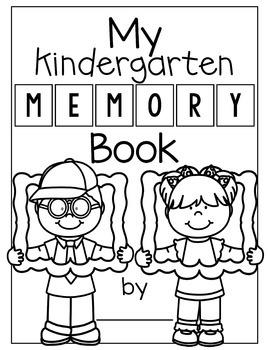 End of Year Memory Book (K-8)