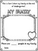 Kindergarten Memory Book - Back to School/End of School Year