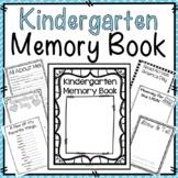Kindergarten Memory Book (End of Year Memory Book)