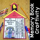 Kindergarten Memory Book - First Grade Memory Book