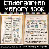 Kindergarten Memory Book- Kindergarten End of the Year Flipbook