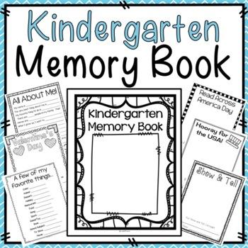 Playful image within preschool memory book printable