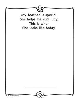 Kindergarten Memory/Yearbook