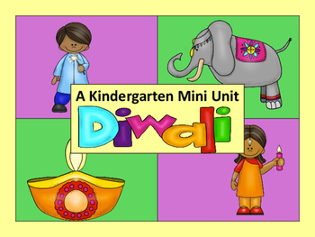 Kindergarten Mini Unit: Diwali