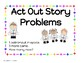 Kindergarten Mixed Operations & Problem Solving Learning Posters