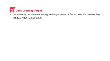 Kindergarten Module 2 Unit 2 Lesson 15 Assessment