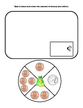 Kindergarten Money Games