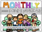 Monthly Family Projects (August - June)