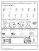 Kindergarten Morning Work Brain Busters- Bell Ringers /  Math & ELA December