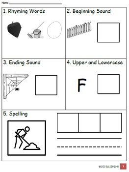 Kindergarten Morning Review - Set 1