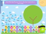 Kindergarten Morning Routine