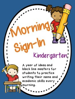 Morning Sign-In