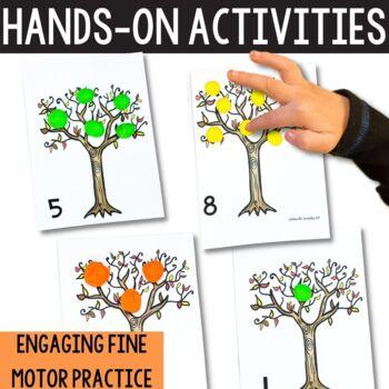 Kindergarten Morning Tubs or Bins Yearlong MEGA Bundle