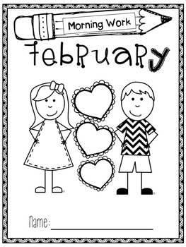 Kindergarten Morning Wok - February