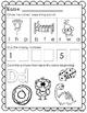 Kindergarten Morning Work. September. Daily Work. Common Core.
