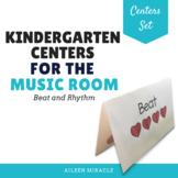 Kindergarten Music Centers {Rhythm}